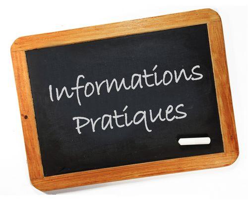 """Résultat de recherche d'images pour """"informations pratiques"""""""